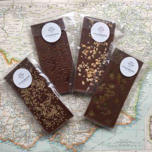 Exemples Tablettes Chocolat Lait